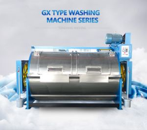 Semi-Automatic Sheep Wool Jeans Industrial Washing Machine (GX) pictures & photos