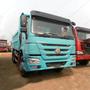 Ethiopia Truck Sinotruk HOWO 30 Tons 371 6X4 Dump Truck pictures & photos