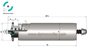 Steel Sprocket Adjustable Accumulating Roller (3816/3826) pictures & photos