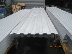 FRP Corrugated Composite Roofing Sheet, Fiberglass Resin Panel pictures & photos