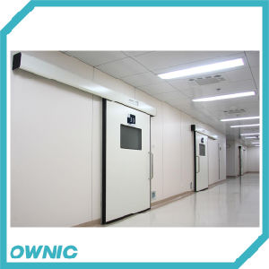 Qtdm-9 Automatic Air Tight Sliding Door pictures & photos