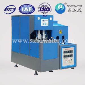 Semi-Automatic 0.1-2L Plastic Bottle Blower pictures & photos