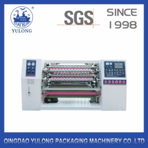 Super Clear BOPP Tape Slitting and Rewinding Machine pictures & photos