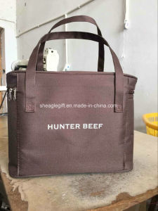 Cheap Insulated 600d Oxford Ice Cooler Bag pictures & photos