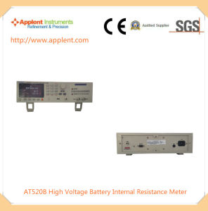 High Voltage Battery Internal Resistance Tester with Cheap Price (AT520B) pictures & photos