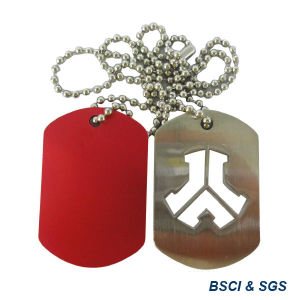 Wholesale Custom Logo Metal Tag pictures & photos