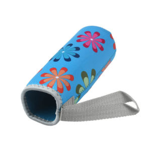 Neoprene 500ml Portable Insulated Cooler Water Bottle Holder Bag pictures & photos