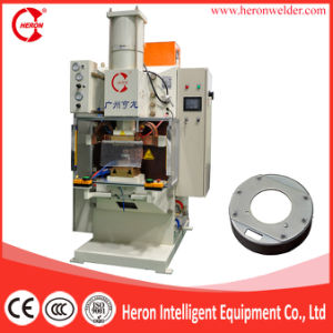 Capacitor Discharge Welding Equipment for Vehicle′s Air Conditioner Clutch pictures & photos