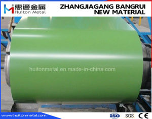 Prepainted Gi Steel Coil PPGI PPGL Color Coated Galvanized Steel Sheet in Coil pictures & photos