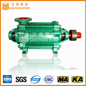 Duplex Stainless Steel Multistage Centrifugal Sea Water Marine Pump pictures & photos