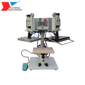 Ce Approved Heat Pressing Machine for Logo