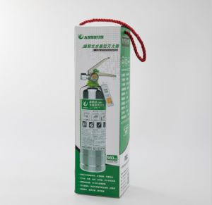 Stainless Steel Water Mist Type Fire Extinguisher for Home Appliance