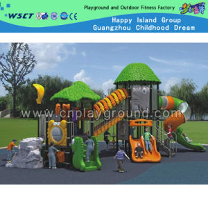 High Quality New Designed Outdoor Playground Children Playground (H13-10021) pictures & photos
