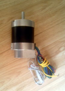 24VDC 0.11nm Brushless DC Servo Motor pictures & photos