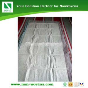 Polypropylene PP Non Wovens Bedsheet pictures & photos