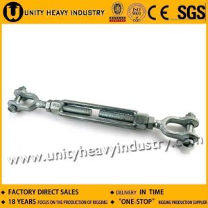 Us Type Drop Forged Steel Turnbuckle pictures & photos