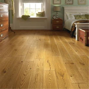 Solid Wood Flooring Oak pictures & photos