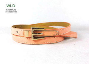 Hot Sale PU Lady′s Fashion Belt (KY5383) pictures & photos