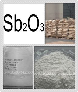 Grade 99.8% Antimony Trioxide pictures & photos