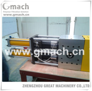 Double Piston Continuous Screen Changer Used for Pet Yarn Drawing Extrusion Machine pictures & photos