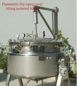 Tilting Jacketed Kettle pictures & photos