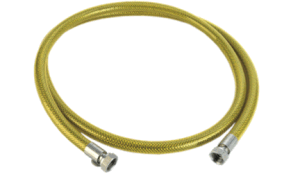 """Stainless Steel Braided Flexible Hose 1/2""""Mf (T-XL1)"""