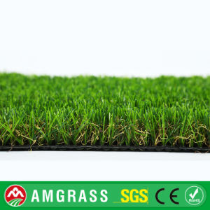 S Shape Sport Flooring Artificial Football Grass for Soccer pictures & photos