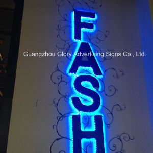 Acrylic Base Stainless Steel 3D Channel Letters pictures & photos