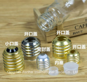Home Decoration Six Model Glass Bottle with Cute Bulb Shape pictures & photos