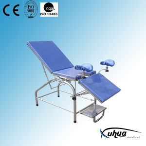 Stainless Steel Hospital Delivery Bed (XH-G-5) pictures & photos