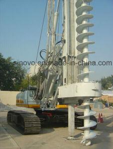 SINOVO TR220W CFA Drilling Rig / Bored Pile Drill Machine pictures & photos