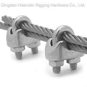 Stainless Steel Kinds of Wire Rope Clips Fastener pictures & photos