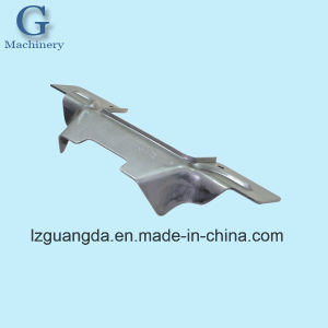 China Supplier Custom Precision Sheet Metal Bending Machine Fabrication for Automobile Industry pictures & photos