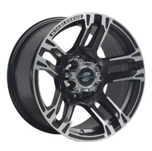 15 Inch Wheelegend Wheel for SUV Car Wheel UFO-5008 pictures & photos