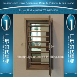 New Design New Color Aluminium Casement Windows pictures & photos