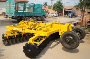 1bjx-2.5 Heavy Duty Disc Harrow with Working Width 2.5m pictures & photos