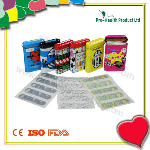 Adhesive Bandages in a Tin Box (PH4358) pictures & photos