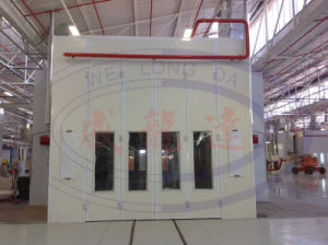 Wld22000 Environmental Protection Painting Booth pictures & photos