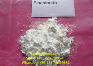 99.68% Purity Raw Steroid Powder Proscar / Finasteride (CAS 98319-26-7) pictures & photos