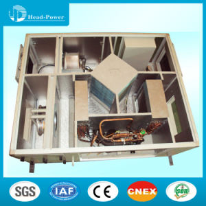 Double Skin Healthy Climate Heat Recovery Ventilation Unit Hrv Air Flow 2000m3/H Air Handling Unit pictures & photos