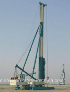 Original CAT Base TH-60 Hydraulic Piling Rig pictures & photos