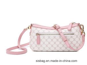 New Trendy PU Middle-Aged Female Bag Mother Bag Shoulder Bag pictures & photos