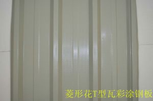 Prepainted Galvanized Corrugated Steel Roofing Sheets Sgch pictures & photos