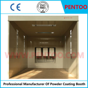 Powder Coating Booth for Electric Cabinet with Good Quality pictures & photos