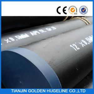 DIN2391 St35 Sch 40 Round Seamless Steel Pipe (tube) pictures & photos