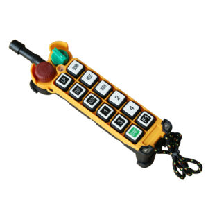 F24-12D Industrial Radio Remote Control System for Overhead Crane pictures & photos