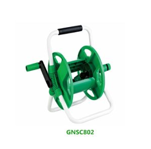 High Quality Steel Garden Hose Reels Cart pictures & photos