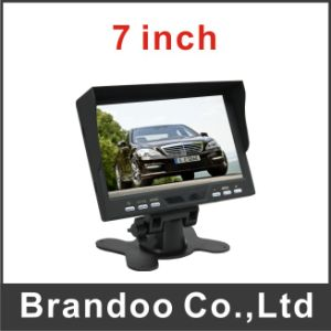 Bus Embeded LCD Monitor with 7 Inch Color Screen pictures & photos