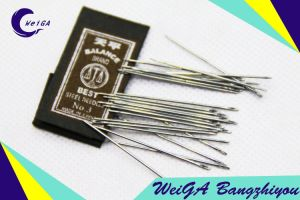 Nickel Plating Sewing Needles pictures & photos