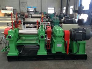 Xk-400 Long Life Span Mixing Mill for Rubber and Plastic pictures & photos